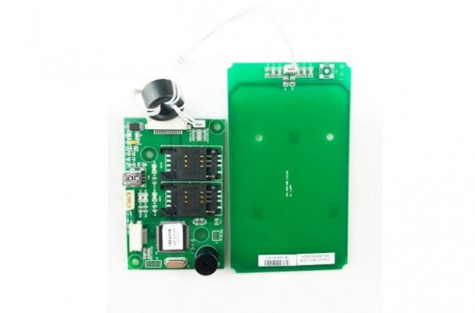 PC / SC HF Bank 13, 56 MHz RFID Card Reader ,Contactless IC Card Reader