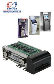 ISO14443 Bermotor RFID Card Reader dengan antarmuka RS232, pembaca kartu magnetik