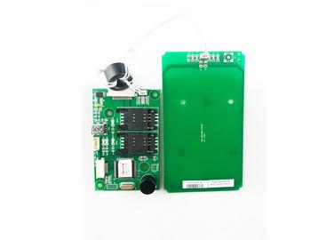 13, 56 MHz Contactless RFID Card Reader dengan antarmuka USB, IC Card Reader