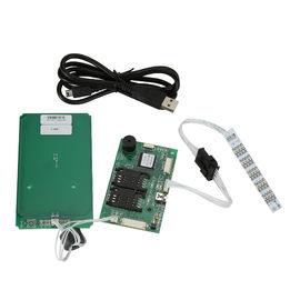 RFID USB Smart mobil Reader Writer untuk dua SAM kartu, kartu Contactless RF pembaca