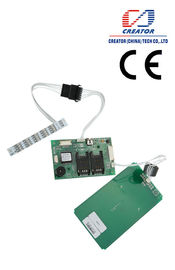 Cina DC 5V 13,56 MHz Magnetic ATM Card Reader Untuk Bank, Smart RF Card Reader pabrik