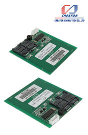 13,56 kios MHz RFID Card Reader, DC 5V Smart Card Reader untuk ritel